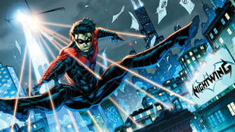 Nightwing Wallpaper Nightwing Wallpaper 2560x1440
