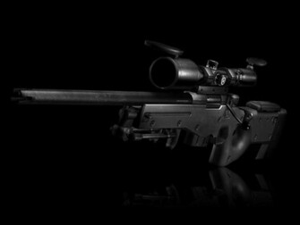 Sniper Rifle Computer Wallpapers Desktop Backgrounds 1600x1200 ID