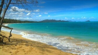 hawaii photos background screensaver beach beaches media