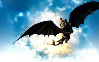 How To Train Your Dragon Wallpaper Toothless 1 Widescreen