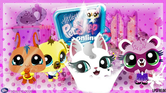 Littlest Pet Shop Online wallpaper by shaynelleLPS