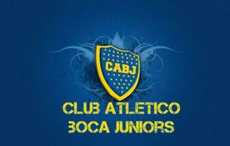 Wallpaper wallpaper sport logo football Club Atletico Boca