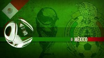 Mexico WC2010 Wallpaper by Yabbus23