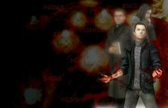 Indigo Prophecy background by daftalchemy