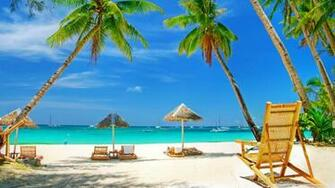 hd wallpaper paradise beach wallpapers55com   Best Wallpapers for