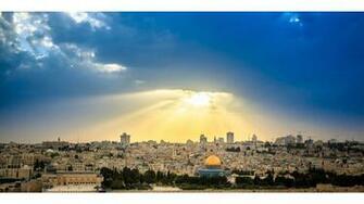 Jerusalem Wallpaper 21   3840 X 2160 stmednet