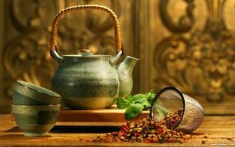 Beautiful Chinese Cultural Kettle Desktop Wallpaper E Entertainment