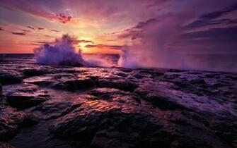 ocean waves sunset wallpapers ocean waves sunset wallpapers ocean