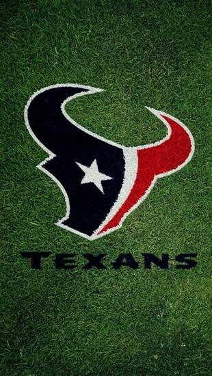 houston texans field logo wallpaper by texasob1 d6lz1b3jpg