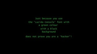 Hacker Wallpaper Green