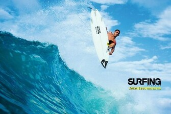 foley surf wallpaper 610x406 Surfing Magazine April Surf Wallpaper