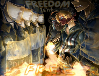 Freedom Isnt by CaptainJellyroll