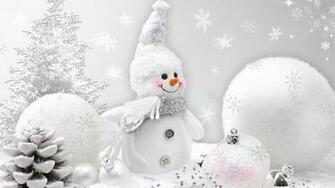 Snowman HD Backgrounds