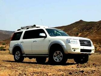 Ford ENDEAVOUR 44 hurricane 2013 cars full featuresprice