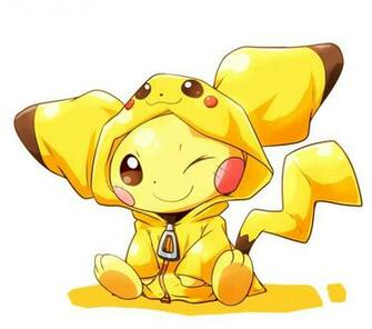pichu in pika onsie   Earn gold here Photo 40015964