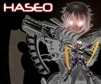 Haseo background by Malici0us