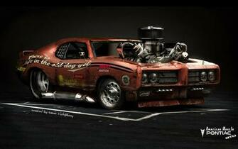 gto american muscle hot rod rods classic engine engines wallpaper