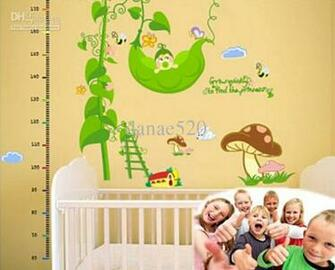 Wholesale   Removable Cartoon Wall Stickers 6090CM Large Wallpaper