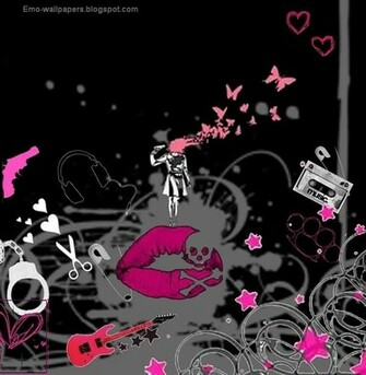 Cute Emo Wallpapers For Girls Funny   Doblelolcom