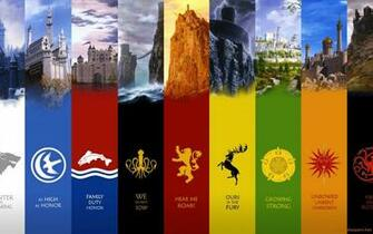 game of thrones houses wallpapers Freshwallpapers
