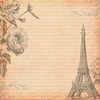 Parisian Digital Scrapbooking Paper   CU ok   Pretty Things
