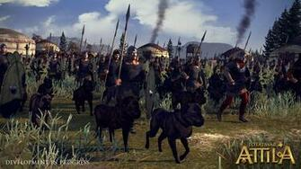Wallpapers] Total War Attila   Strategy Academy