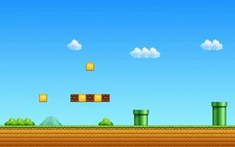 Background Mario