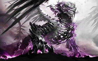 Skeleton Dragon Exclusive HD Wallpapers 4292