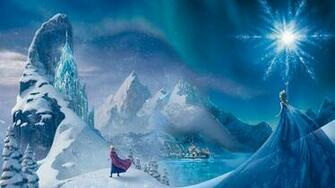 Disney Frozen Wallpaper HD