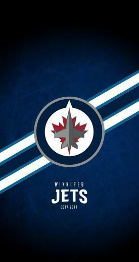Winnipeg Jets NHL iPhone 678 Lock Screen Wallpaper Flickr