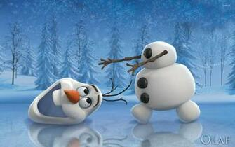 Olaf   Frozen wallpaper   Cartoon wallpapers   24625
