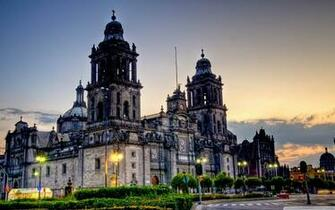 Mexico City Wallpapers Full HD AVY28G3 WallpapersExpertcom