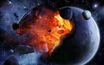Planet Explosion wallpapers and images   wallpapers pictures photos
