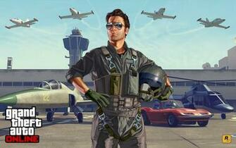The GTA Place   GTA V Artwork