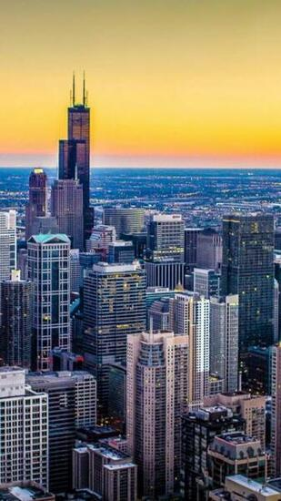 Illinois Chicago City 720x1280   Wallpaper   HD Wallpapers