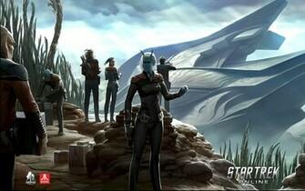 Star Trek Online Wallpaper