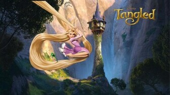 Rapunzel of Disney Princesses Rapunzel Wallpaper 2