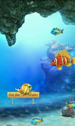 MF Aquarium Live Wallpaper HD Wallpapers Backgrounds Aquarium L