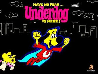 1024x768 Classic Underdog desktop PC and Mac wallpaper