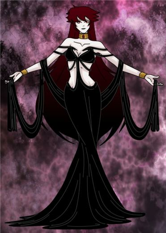 The Shadow Queen by MaliceInTheAbyss