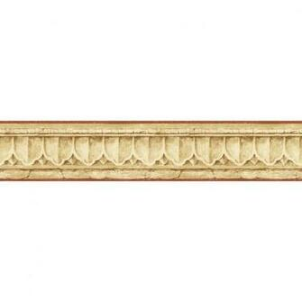 Sunworthy 4 18 Crown Molding Prepasted Wallpaper Border at Lowescom