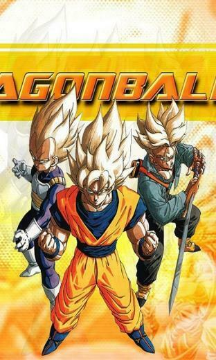 mobile phone screen dragon ball z 02 hd wallpaper for my cell phone