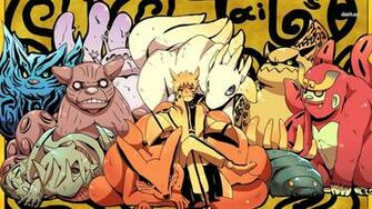 Tailed Beasts   Naruto wallpaper   Anime wallpapers   23429