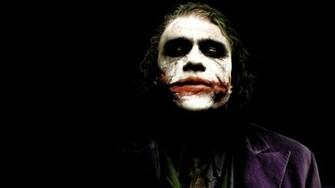 Joker Wallpaper 1920x1080 The Joker Heath Ledger Batman The Dark