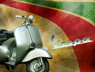 Vespa Vintage Wallpaper wallpapers and images   wallpapers pictures