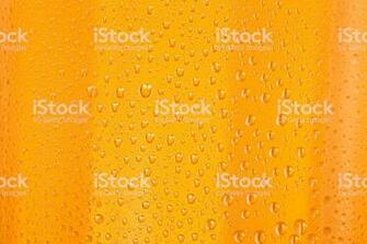 Ice Cold Drink Glass Of Orange Juice Fanta Stock Photo   Download