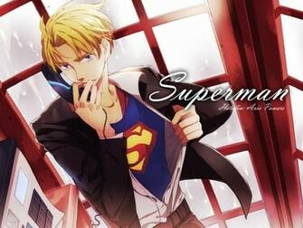 Superman   Hetalia Wallpaper 25243887