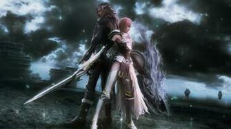 Final Fantasy XIII 2 Wallpapers Downloads inMotion Gaming
