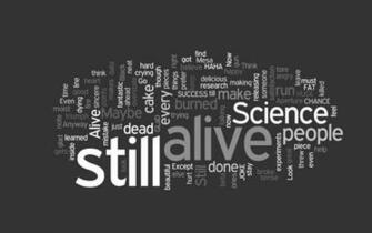 Still Alive Wallpaper by jleesteven