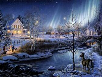 Winter Snow HD Wallpapers